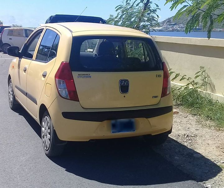 2011 Hyundai I10 Classified Ad Cars Sint Maarten Cyphoma