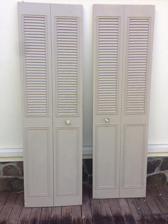 Porte de placard m tallique meubles et d coration - Porte placard pliante metallique ...