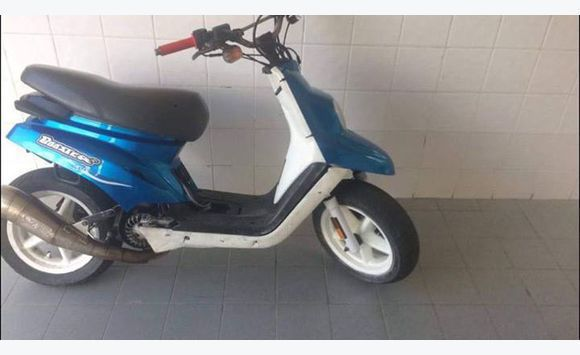 mbk booster annonce motos scooter quad sint maarten. Black Bedroom Furniture Sets. Home Design Ideas