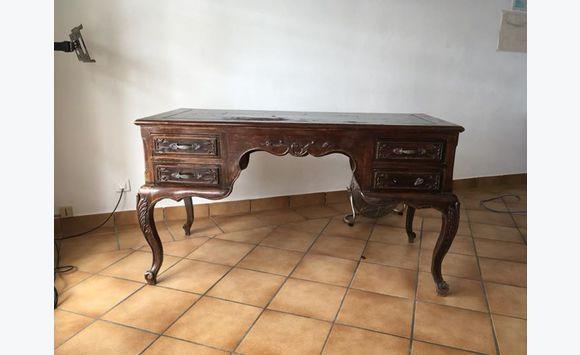 Bureau bois massif annonce meubles et décoration saint jean