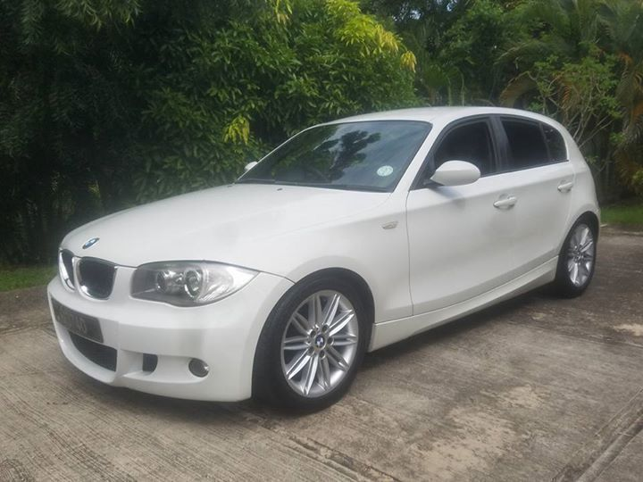2009 automatic bmw 116i msport classified ad cars barbados cyphoma. Black Bedroom Furniture Sets. Home Design Ideas