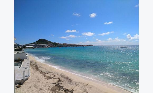 2br 2ba Condo Simpson Bay Beach Sint Maarten