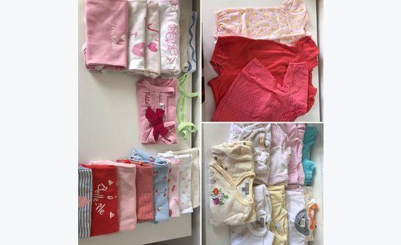 Vetements Bebe Fille Naissance A 3 Mois Habillement Enfant Et Bebe