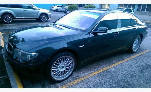 Bmw I Classified Ad Cars Castries Saint Lucia - 745 i bmw