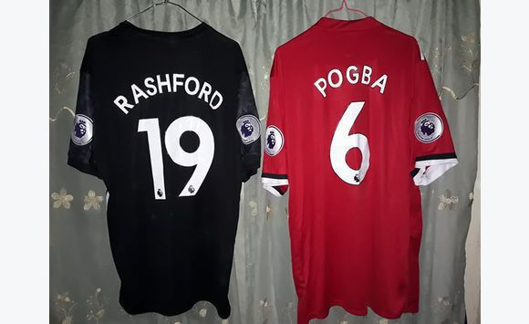 newest 05d63 5d20f Official Manchester United Jersey