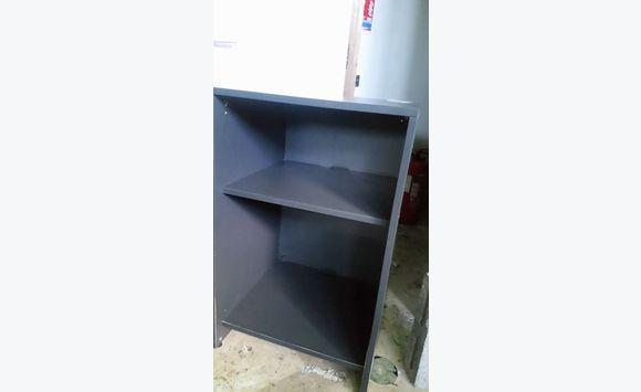 Meuble comptoir de caisse 2 l ments annonce meubles for Meuble comptoir caisse