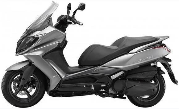 סופר Scooter Kymco Downtown 125i - Motorbikes - Scooters - Quads Saint MN-62