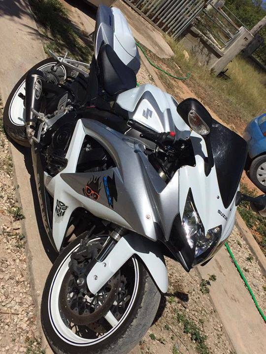2008 Gsxr 600 - Classified ad - Motorbikes - Scooters - Quads Sint ...