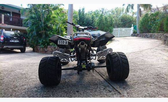 Quad Suzuki LTR 450 cc - Clified ad - Motorbikes - Scooters ...