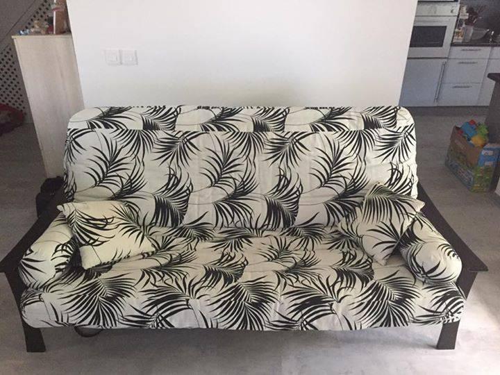 Sofa Bed Futon Teak Furniture And
