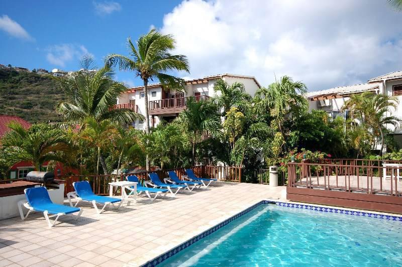 Furnished Studio Hotel Tamarind Pointe Blanche Sint Maarten