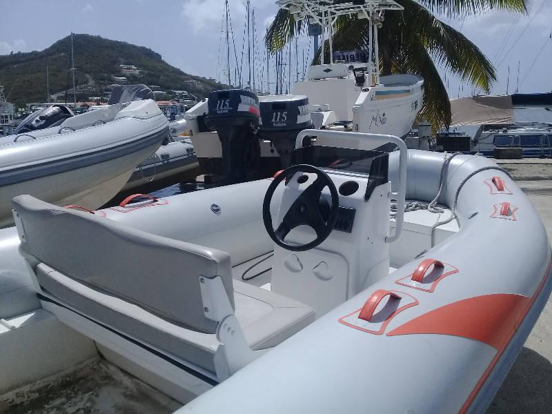 Aruba De 14 Pieds 450 Avec Console Et Si 232 Ge Annexes