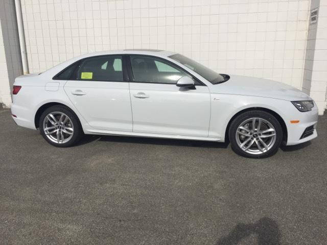 Antigua And Barbuda Audi A4 2017 White Fully Equipped