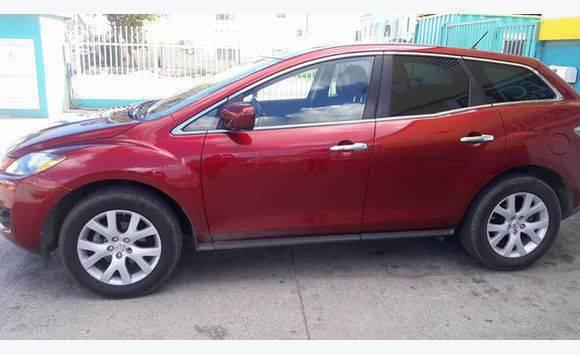 Mazda Cx7 2008