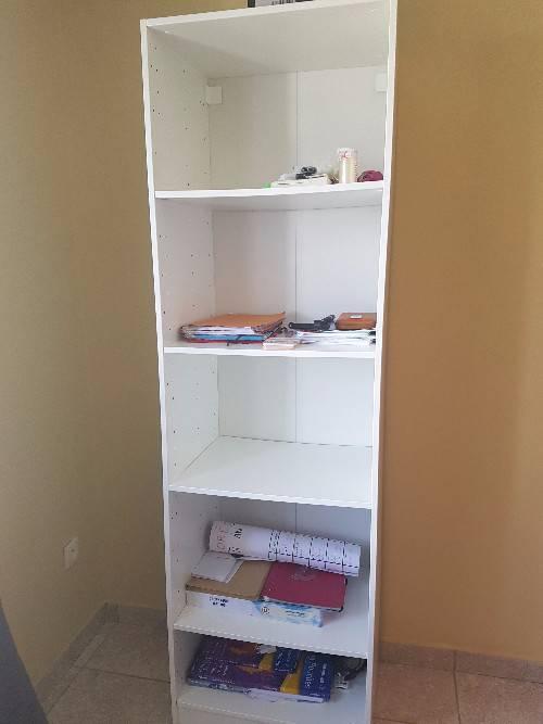 biblioth que annonce meubles et d coration saint louis saint martin. Black Bedroom Furniture Sets. Home Design Ideas