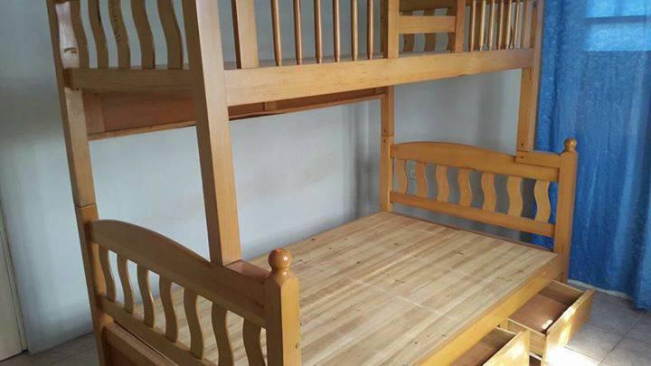lit superpos vrai bois annonce meubles et d coration philipsburg sint maarten. Black Bedroom Furniture Sets. Home Design Ideas