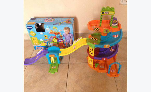 V Tech Garage : Vtech parking garage games toys sint maarten u cyphoma