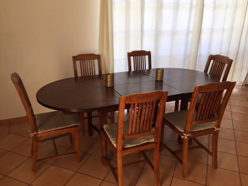 1 Table 6 Chairs 4 8 People Furniture And Decoration Saint