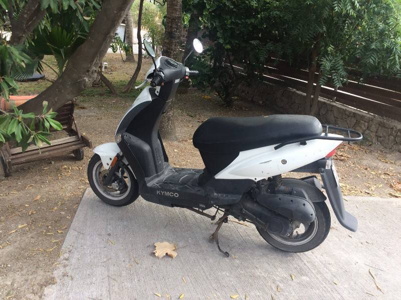 kymco agility 50 cm3 scoot 4200km annonce motos scooter quad saint barth lemy. Black Bedroom Furniture Sets. Home Design Ideas