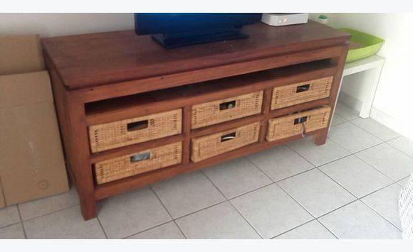 Commode meuble tv salon annonce meubles et d coration - Commode meuble tv ...