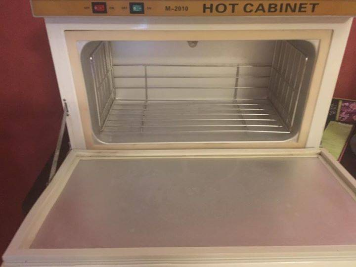 Hot cabinet pour chauffer serviettes annonce beaut sant bien tre s - Chauffer une serviette ...