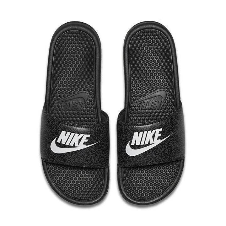 59f981e649cc Nike Benassi Slippers - Shoes Antigua and Barbuda • Cyphoma