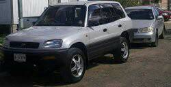 Toyota Suv Automatic Classified Ad Cars Parish Of