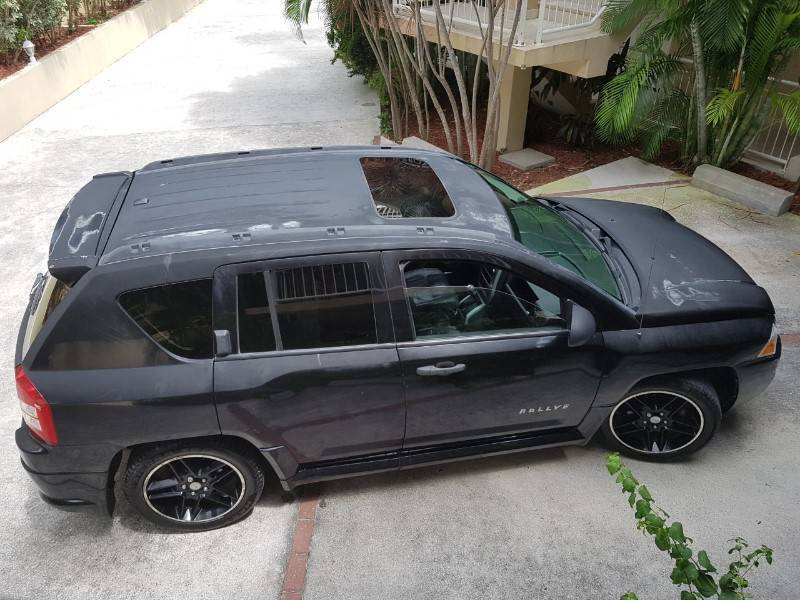 2008 jeep compass rallye limited 4wd voitures sint maarten cyphoma. Black Bedroom Furniture Sets. Home Design Ideas