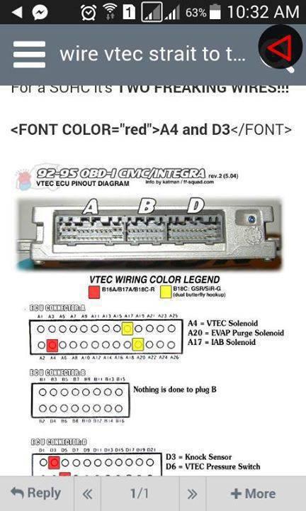 Honda Civic Wiring Schematics Rrb Pinout on