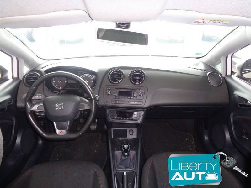 seat ibiza 1 6 tdi 105 i tech plus voitures martinique cyphoma. Black Bedroom Furniture Sets. Home Design Ideas