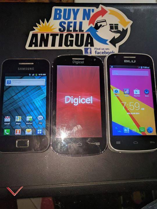 Samsung Galaxy Ace/Alcatel 4033/Blu Dash 4  0