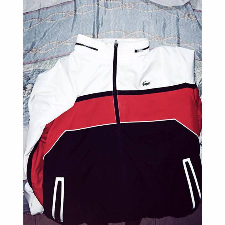 Blouson 6 Lacoste Cyphoma • Taille Vêtements Martinique hxCtsQrd