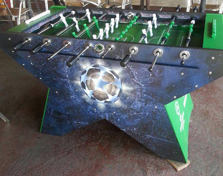 baby foot heineken ligue des champions annonce jeux jouets mayotte. Black Bedroom Furniture Sets. Home Design Ideas