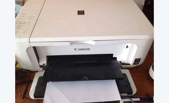 imprimante photocopieuse couleur canon annonce. Black Bedroom Furniture Sets. Home Design Ideas
