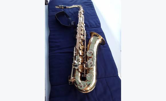 saxophone t nor annonce instruments de musique cul de. Black Bedroom Furniture Sets. Home Design Ideas