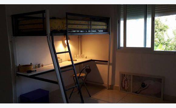 lit mezzanine annonce meubles et d coration mayotte cyphoma. Black Bedroom Furniture Sets. Home Design Ideas