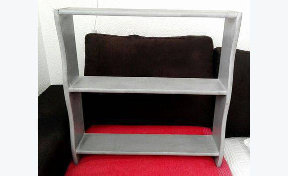 grey Cabinet. - Classified ad - Furniture and Decoration Saint Martin