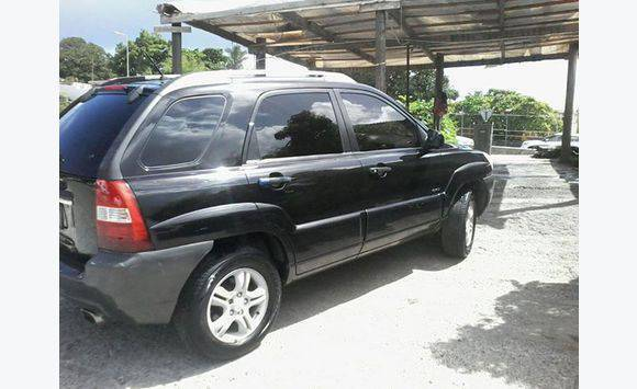 kia sportage 2007 annonce voitures philipsburg sint maarten. Black Bedroom Furniture Sets. Home Design Ideas