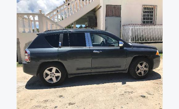 2007 Jeep Compass Very Low Mileage Cars Saint Martin Cyphoma