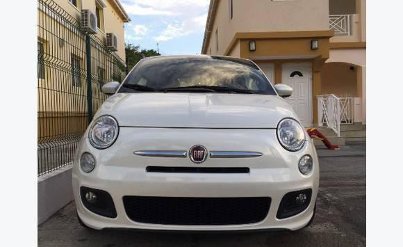 Fiat 500 Sport - Clified ad - Cars Cul de Sac Sint Maarten