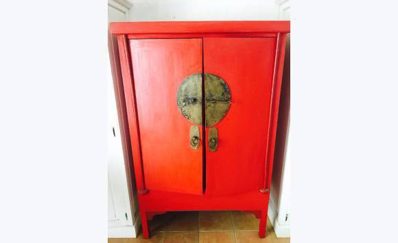 armoire chinoise annonce meubles et d coration saint. Black Bedroom Furniture Sets. Home Design Ideas