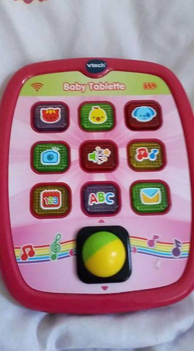 baby tablette vtech annonce jeux jouets le tampon la. Black Bedroom Furniture Sets. Home Design Ideas