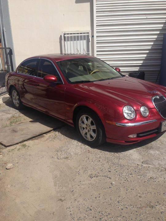 ... Jaguar S Type 2004 And Jaguar S Type For Parts Sint Maarten ...
