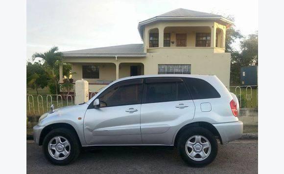 fba4aeb152 2002 Toyota Rav 4 - Cars Antigua and Barbuda • Cyphoma