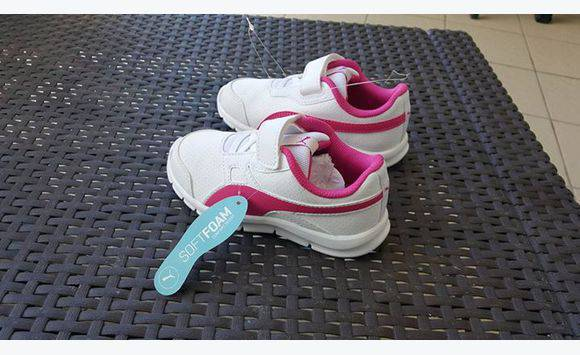 chaussures fille 25 puma