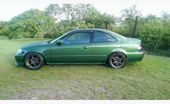 99 Honda Civic Antigua And Barbuda