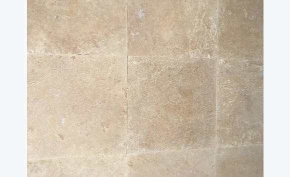 Travertine tile and pavers