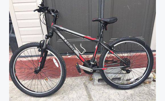 TREK 820 Mountain bike - Classified ad - Sports - Hobbies ...