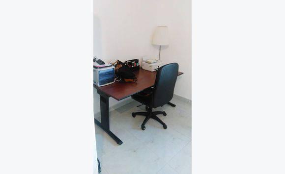 Bureau professionnel en bois style banquier annonce meubles et