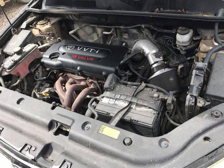 Toyota Rav4 Engine 2az Fe 2 4l 177hp Cars Saint